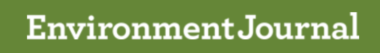 Environment Journal Logo